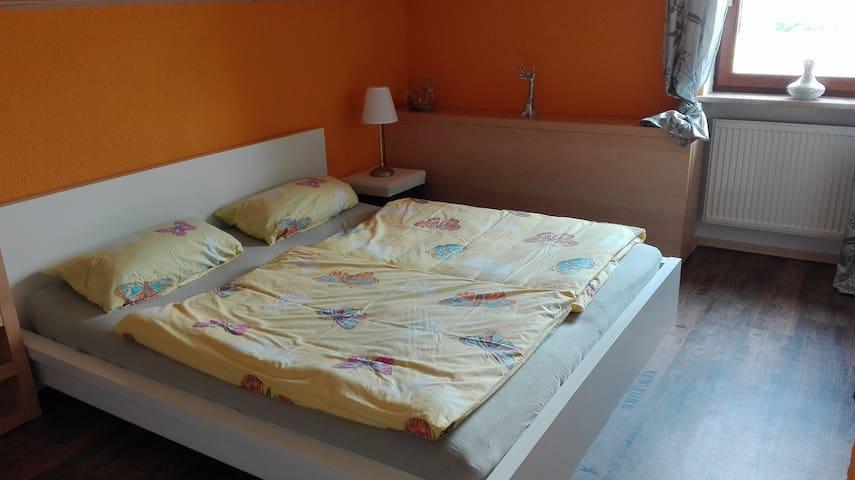 Quiet accommodation, on request with breakfast - Schwarzenbach - Lägenhet