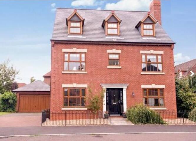 Honey Glen Home - Grimsargh - Huis