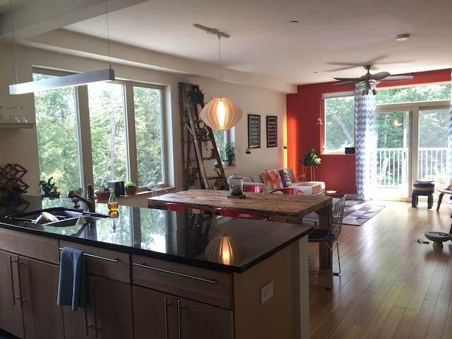 The Entire Condo For You in Hanover - Hanovre - Appartement en résidence