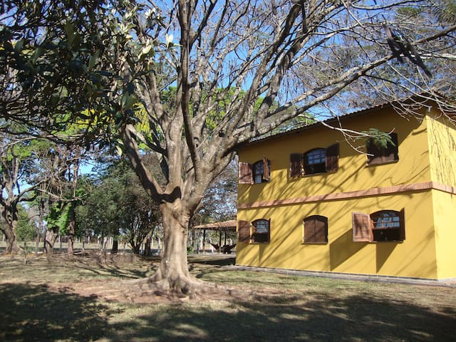 Linda Casa de Campo - Leme - Kulübe