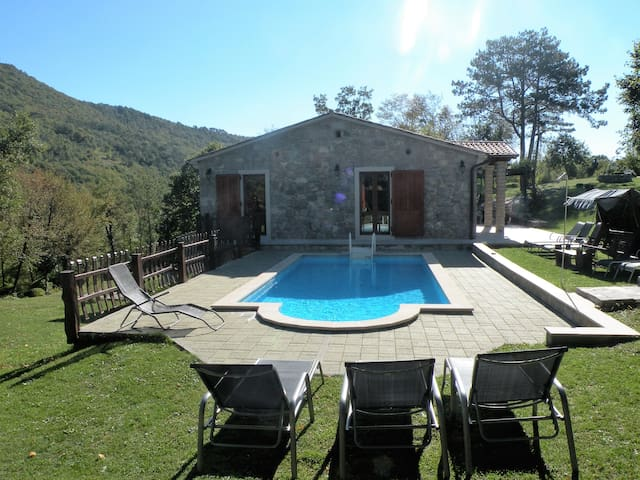 Summer & winter villa - Buzet - Vila