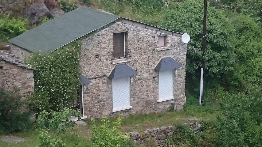 maison typique au coeur de la corse - Venaco - Rumah