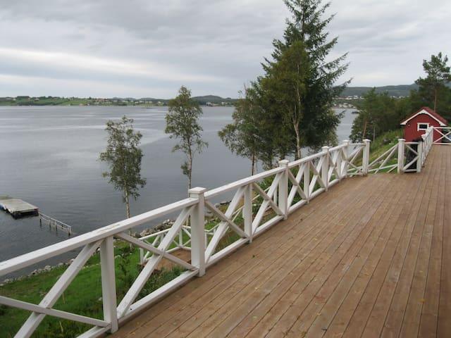 Furukollen - Fræna kommune - Hytte