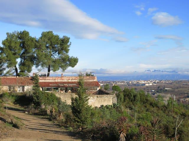 Antigua Casa de Pastor en Medio Natural - L'Alt Penedès