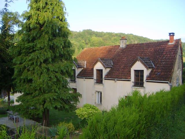 Maison pour vacances familiales - Bussy-le-Grand - Hus
