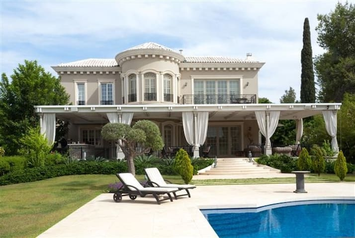 The most beautiful house in Israel - Savyon - Villa