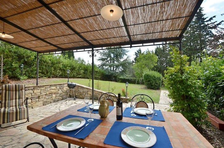 Clair's Home in Chianti - WIFI, pool, pets welcome - Radda in Chianti - Apartmen