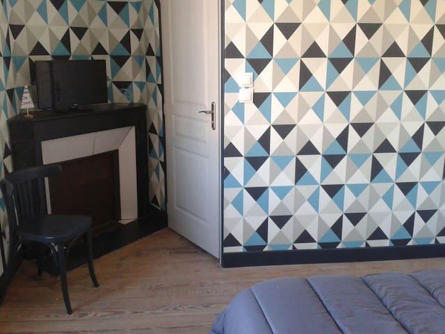 Chambre 3 - Venarey-les-Laumes - Hus