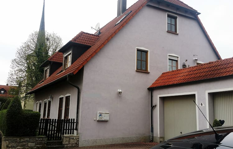 Ferienwohnung mit viel Platz........ - Gaukönigshofen - Квартира