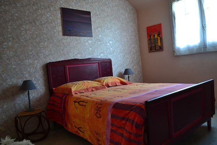 Charmante maison meublée à louer pour vos vacances - Ploudaniel - Hus