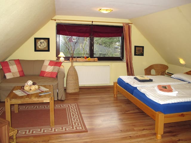 Holiday apartment in Prerow for 2 persons - Prerow - Apartament