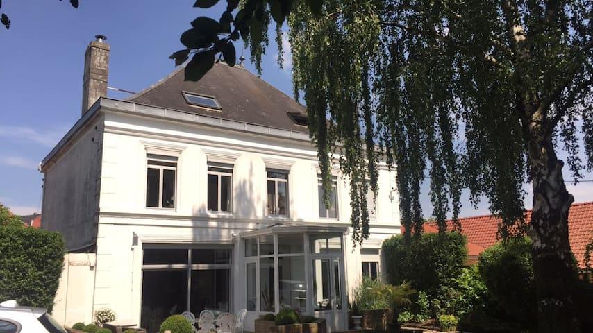 Chambre double confortable secteur calme - Beuvry - Haus