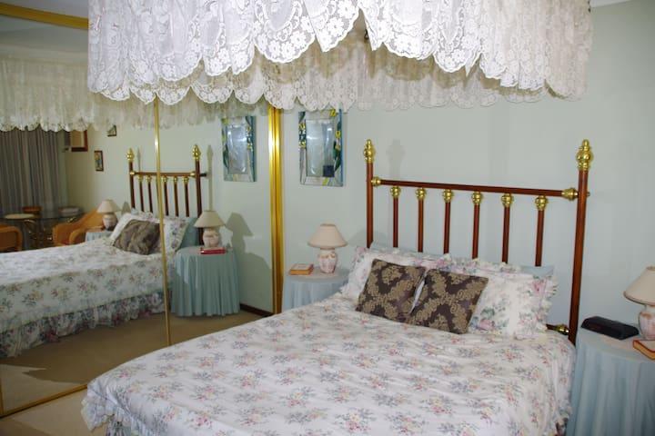 Mimsbrook Farm B&B  Kingfisher Suite - Darling Downs - Bed & Breakfast
