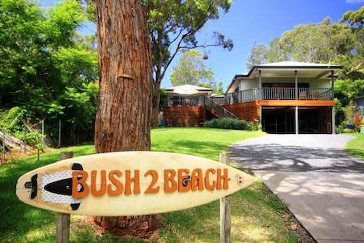Bush to Beach - Elizabeth Beach