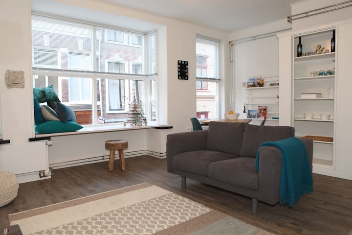 Luxurious apartment in the centre! - Groningen - Departamento