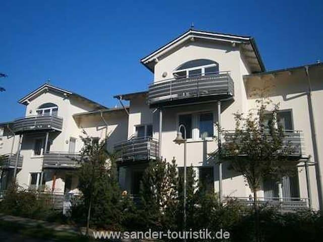 Haus a cappella, Wohnung 63 - Binz - Ev