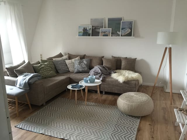 Zentral & gemütlich - schönes Zimmer in Kiel - Kiel - Daire