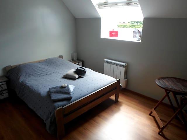 Parisian countryside Room - Méré - Haus