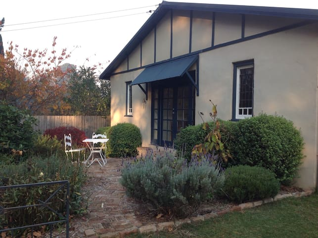 Comfy house - great garden - Medlow Bath - Huis