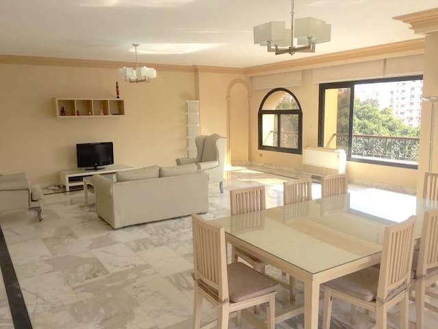 Lovely and cozy apartment in Maadi - Cairo