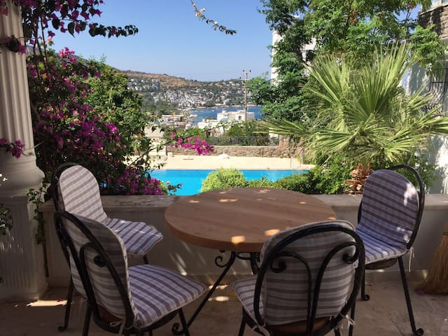 Your Villa with Excellent View and Pool - Bodrum