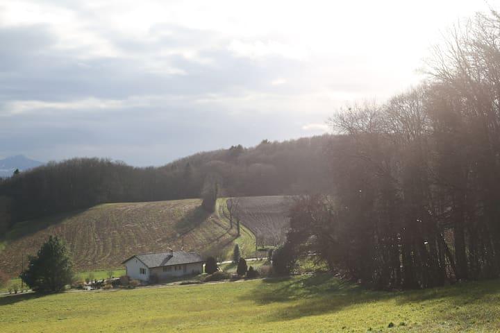 surrounded by nature - Bussy-Chardonney - Ortak mülk