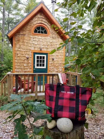 Crooked River Tiny House - Waterford