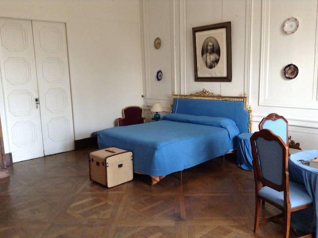 B&B Le Chateau de Frasne - Suite 1 - Frasne-le-Château - Kastély