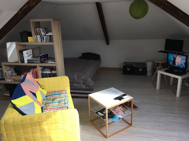 Studio aux portes de Caen - Mondeville - Departamento