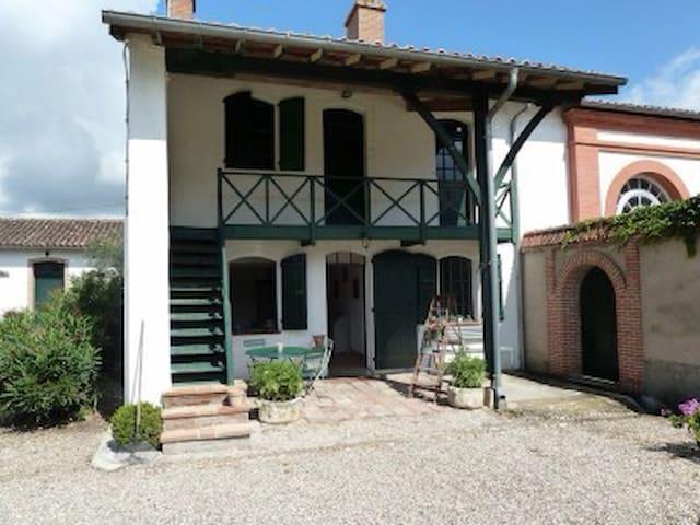 La maison du jardinier - Villemur-sur-Tarn - Huis