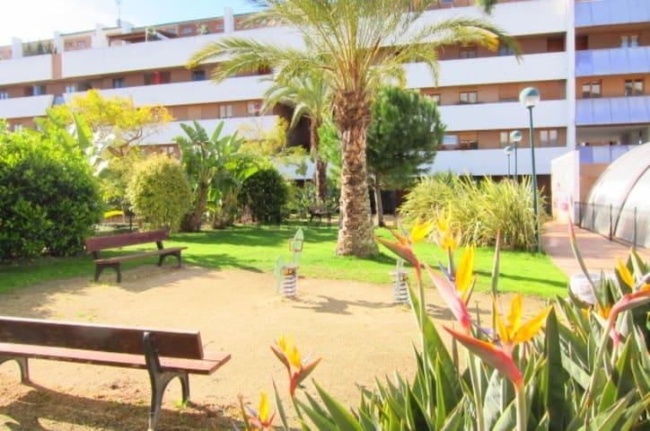 Duplex ideal para vacaciones en familia - Massalfassar