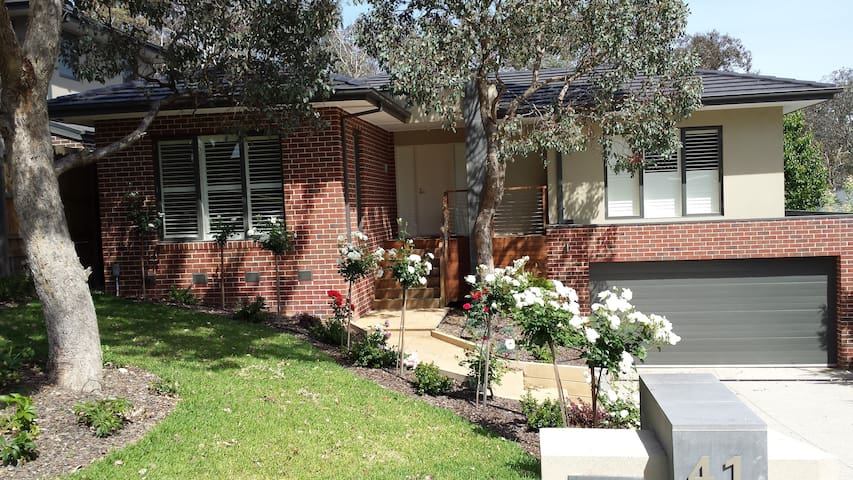 Private, secure and quiet - Diamond Creek