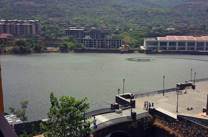 Lavasa Lavish Lake View 3BHK Apartment !!! - Lavasa - 公寓