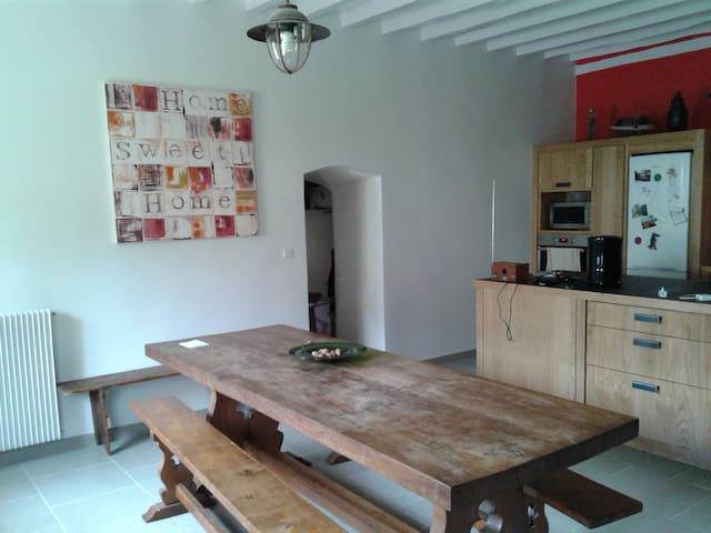 grande maison chaleureuse dans le Perche - Saint-Cyr-la-Rosière