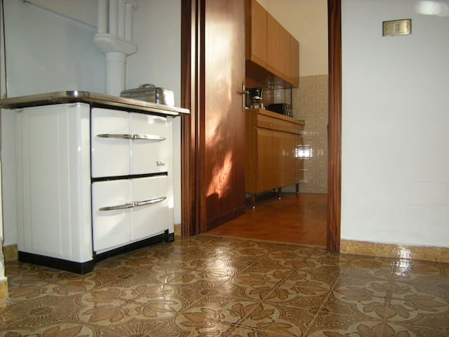 3 Bed Apartment Albareto - Case Mirani - Appartement