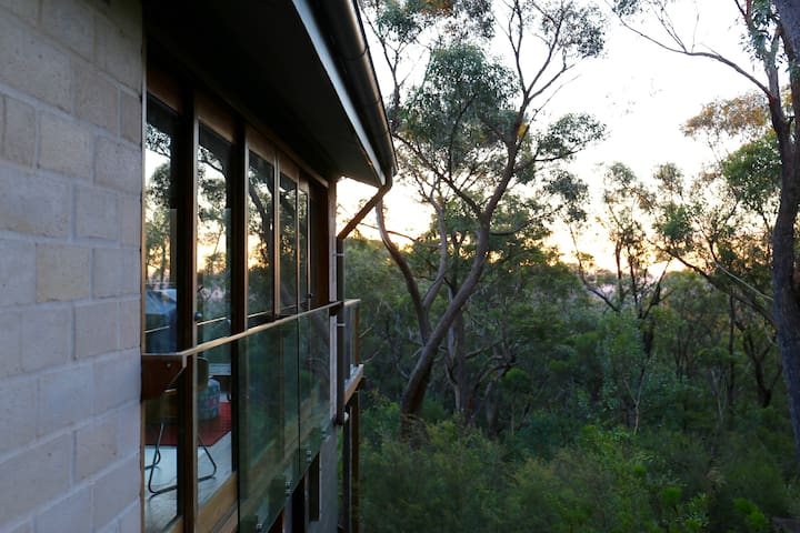 The Love Shack, Blue Mountains - Mount Victoria - Casa