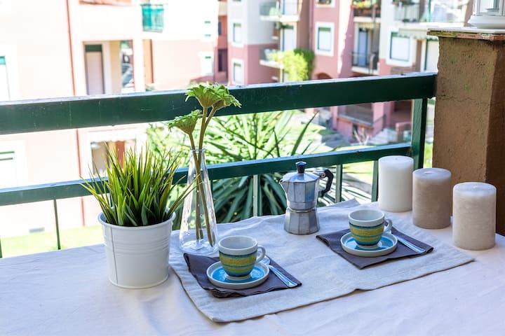 Taormina Giardini O24 Les Roches Roires - Giardini Naxos - Appartement