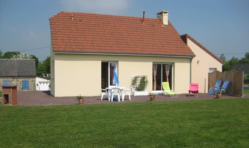 Les Hirondelles - Vindefontaine - Huis