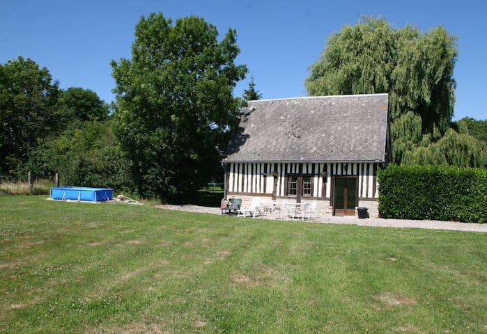 Maison d'Amis (Friends' House) - Saint-Julien-le-Faucon - Casa