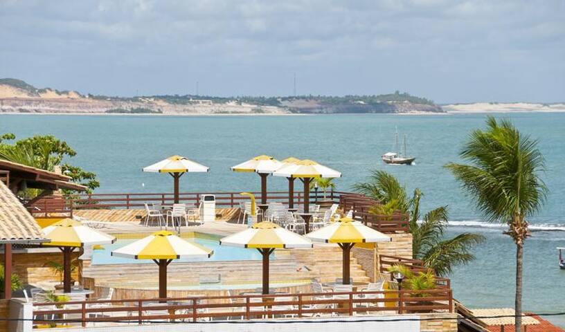 Pipa's Bay Apartament - Pipa Beach - Appartement