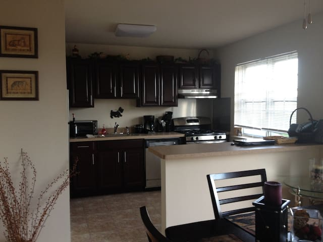 Quiet  w/ an amazing view - Chatham Township - Appartement