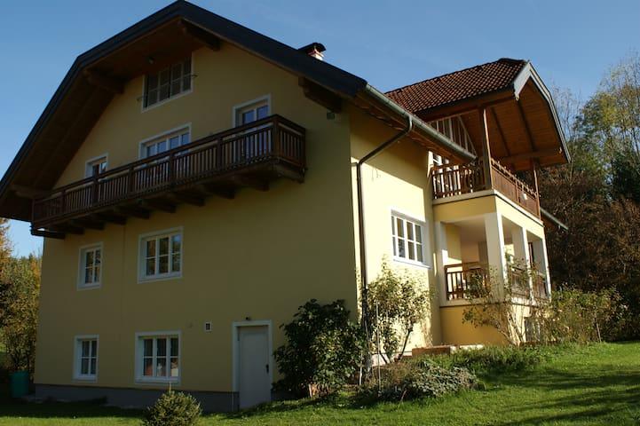 Appartement Panoramblick I nähe Salzburg-Oberndorf - Jauchsdorf - Dom