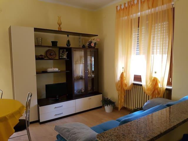 Alloggio bilocale a Ciriè (TO) - Ciriè - Daire