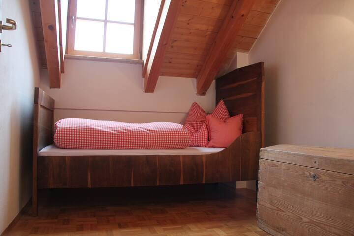 Helle 3 ZimmerWhg. mit Balkon und TG im Chiemgau - Palling - Departamento