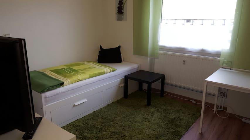 Zimmer Unterkunft in Werne - Werne - Lägenhet