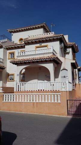 Maison de vacances La casa del Sol - Orihuela - Ev