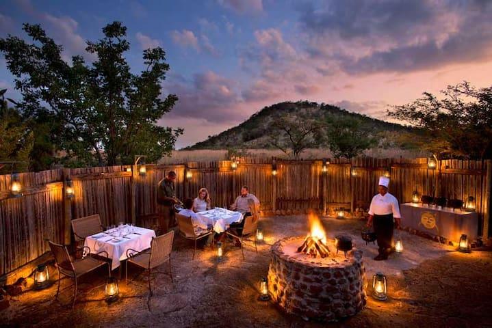 Luxury Safari experince Kwa Maritane in Pilansberg - Pilanesberg National Park - Własność wakacyjna