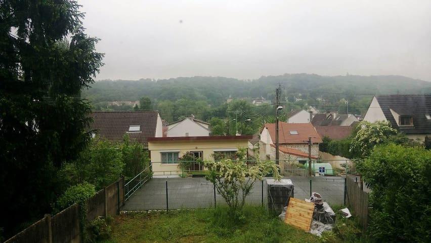 Studio pas très loin du centre de paris - Bures-sur-Yvette - Apartmen