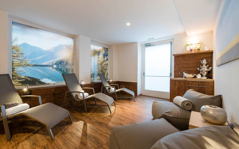 Beautiful alpin apartment with wellness area - Percha - Appartement