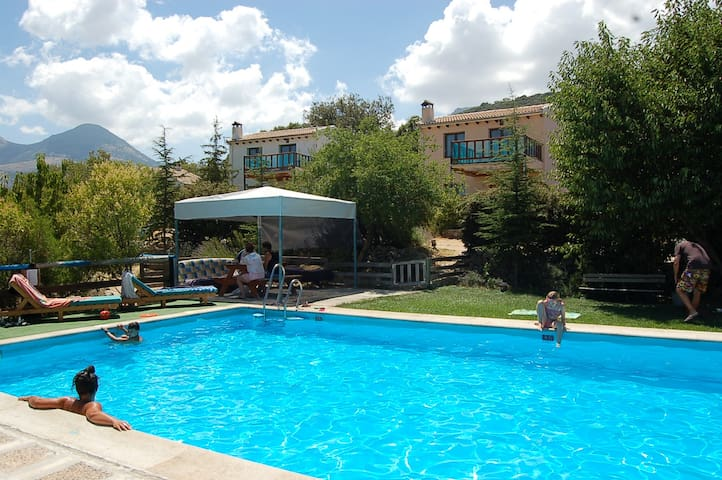 Cabañas Imagina 4,  PINSAPO - Torres - Casa